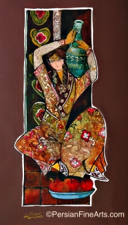 Modern Art 50x70 cm